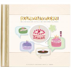 Födelsedagsboken: när liten blir stor