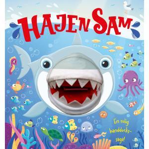 Handdocksbok - Hajen Sam