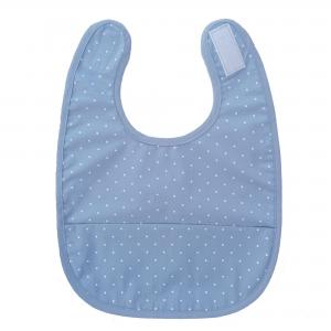 Haklapp forever blue dotty
