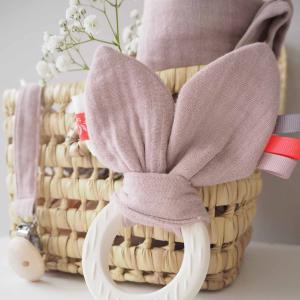 Teether Fawn Pale Rose