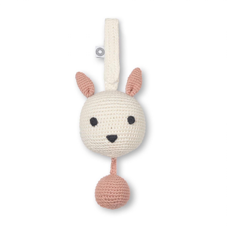 Lauge white activity toy