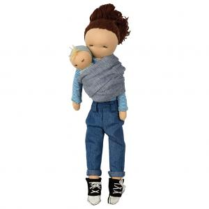 Hoppa doll Lisa&Lily
