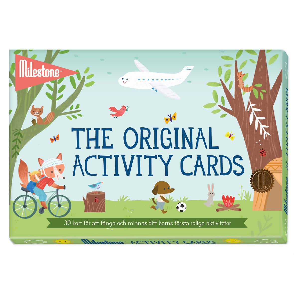 Milestone Activity Cards SE