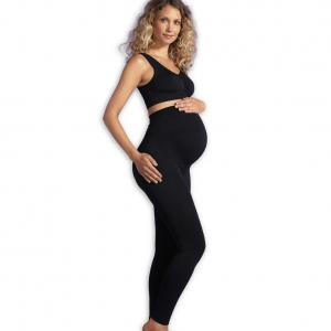 Maternity support leggings black XL