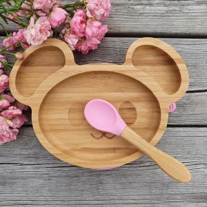 Matset bambu mus rosa