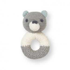 Oline bear rattle