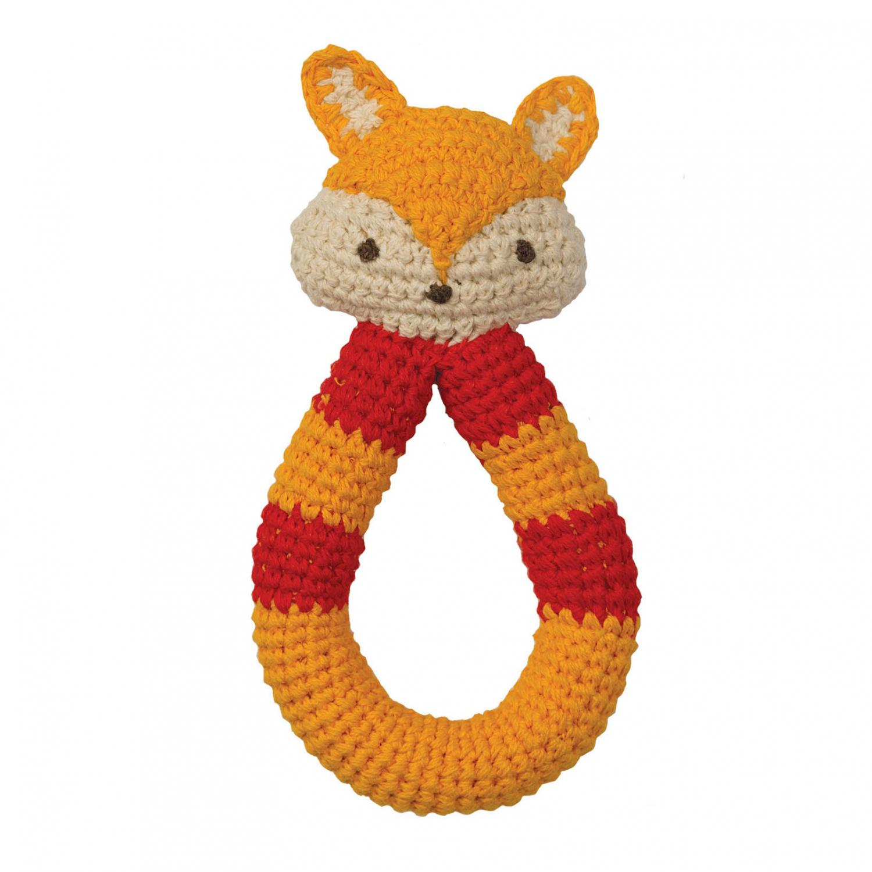 Hoppa rattle fox