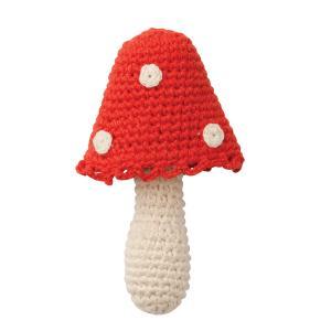 Hoppa rattle mushroom