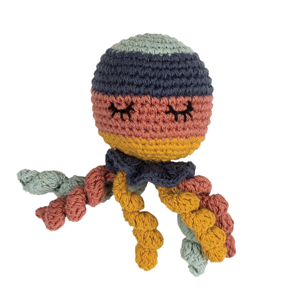 Hoppa rattle octopus