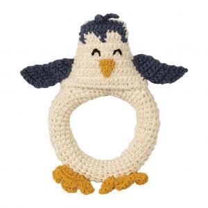 Hoppa rattle penguin