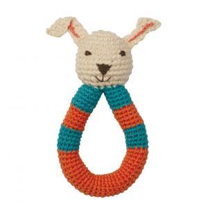 Hoppa rattle rabbit