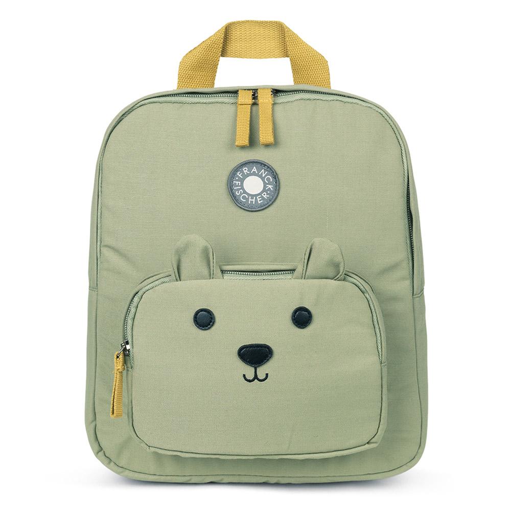 Saga green backpack