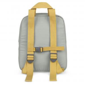 Saga grey backpack