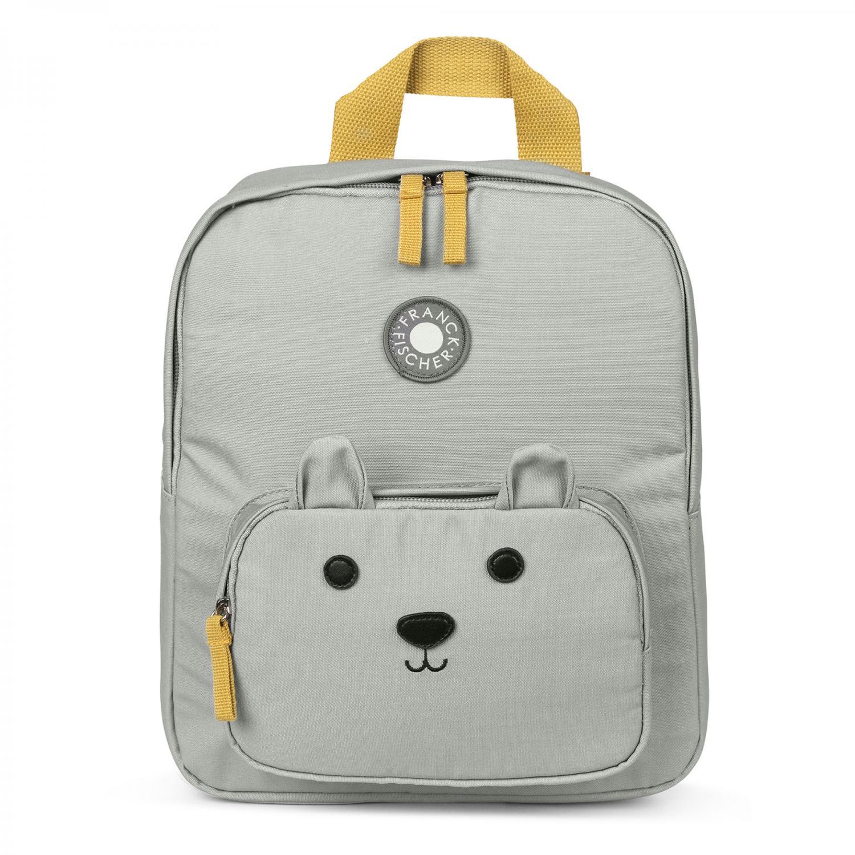 Saga grey backpack