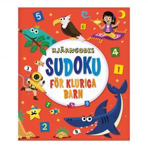 Hjärngodis - Sudoku för kluriga barn
