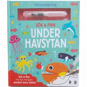Vattenmålning sök & finn - Under havsytan