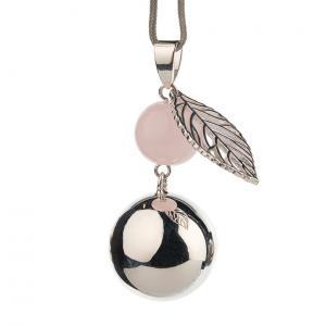 Bola silver pearl leaf