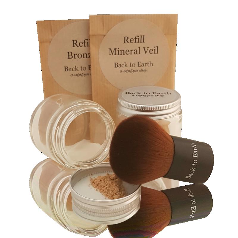 Start Kit Bas - Glas & Refill