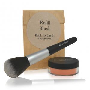 Corall Kit - 2 gr burk, 2 gr refillpåse och blush borste
