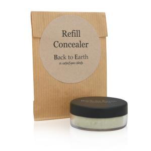 Concealer Green - 4 gr burk inkl. 4 gr refillpåse