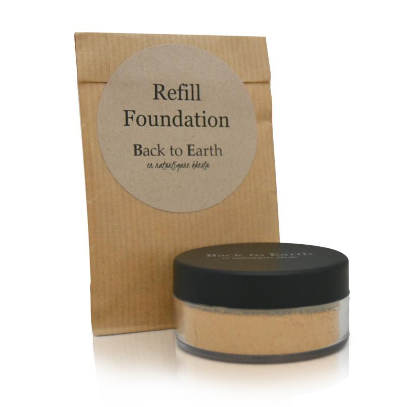 Foundation N3 - 5 gr burk inkl. 10 gr refillpåse