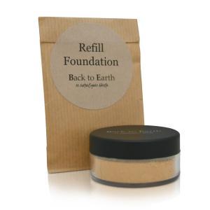 Foundation N1 - 5 gr burk inkl. 5 gr refillpåse
