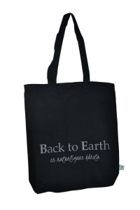 Tygväska Back to Earth