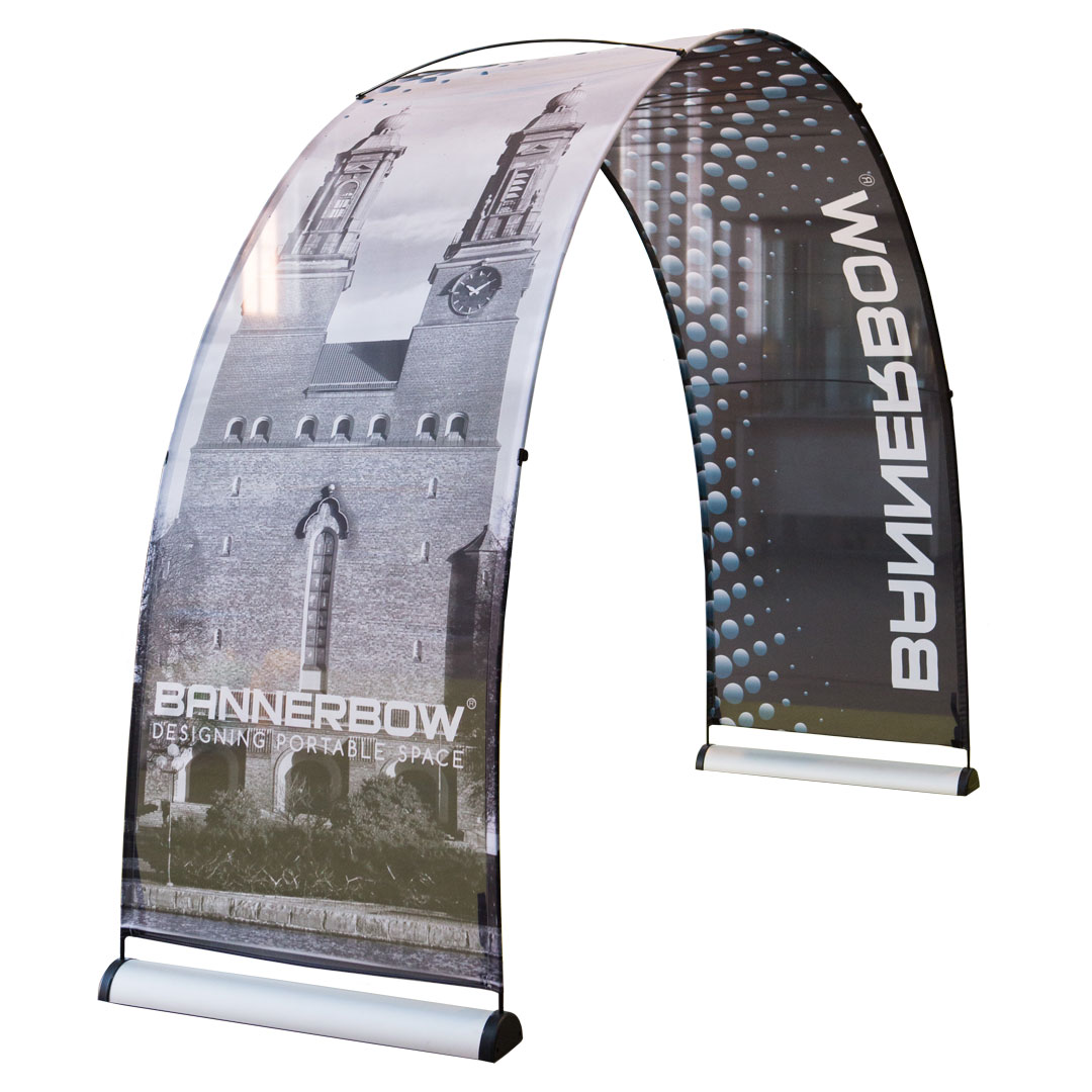Large single sided Event Arch