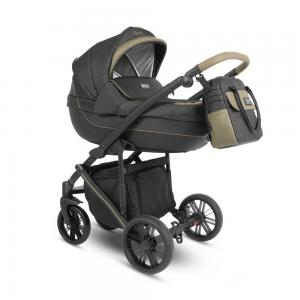 Abiro Duo - Black/Beige