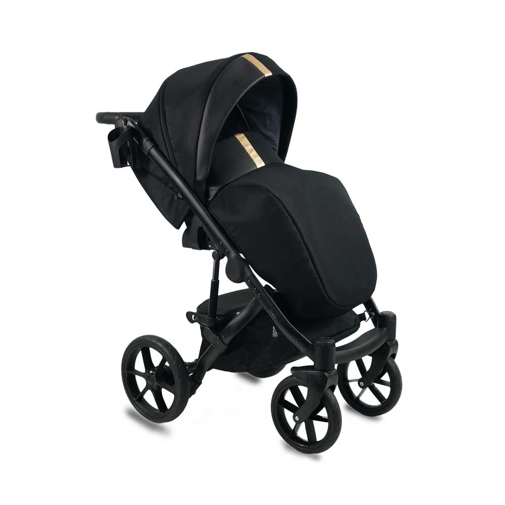 Air Duo Barnvagn Gold 03