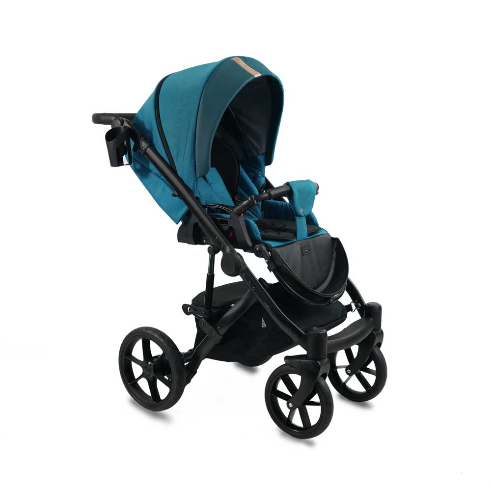 Air Duo Barnvagn Turquoise 03 - 01