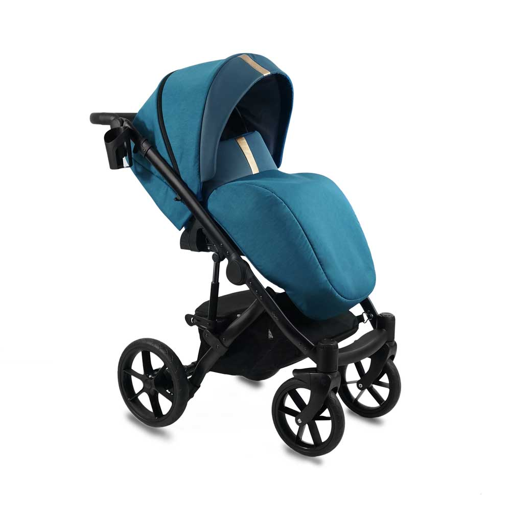 Air Duo Barnvagn Turquoise 03 - 02