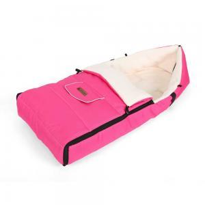 Åkpåse Teddy - Pink