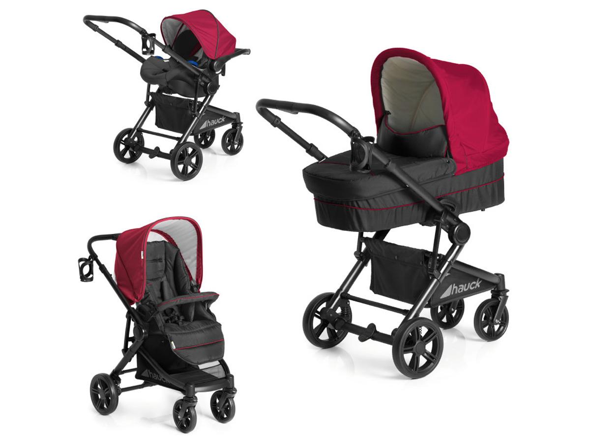 Atlantic Plus barnvagn