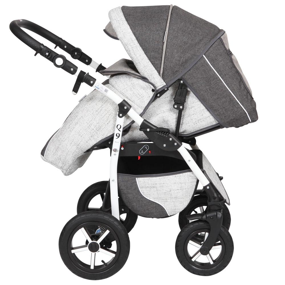 Baby merc q9 barnvagn