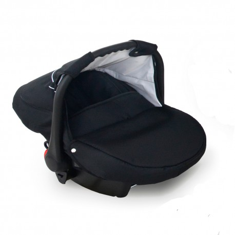 Babyskydd Opal - svart