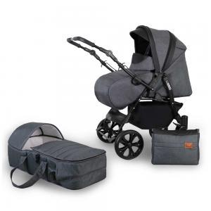barnvagn turne grey