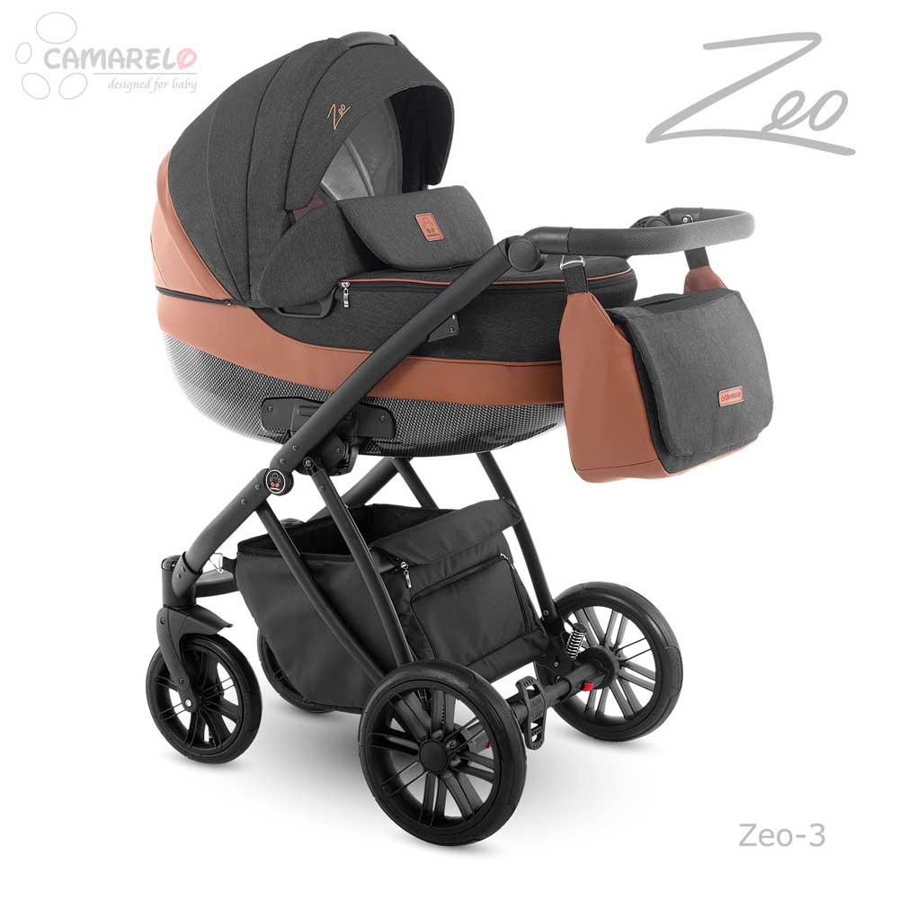 Barnvagn Zeo Duo 03