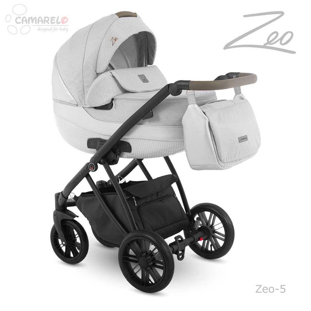 Barnvagn Zeo Duo 05