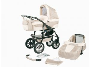 Bavario Duo Kombi 2 in 1 Barnvagn - BP10