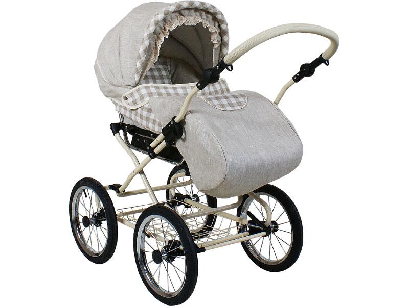 Belletti sittdel barnvagn