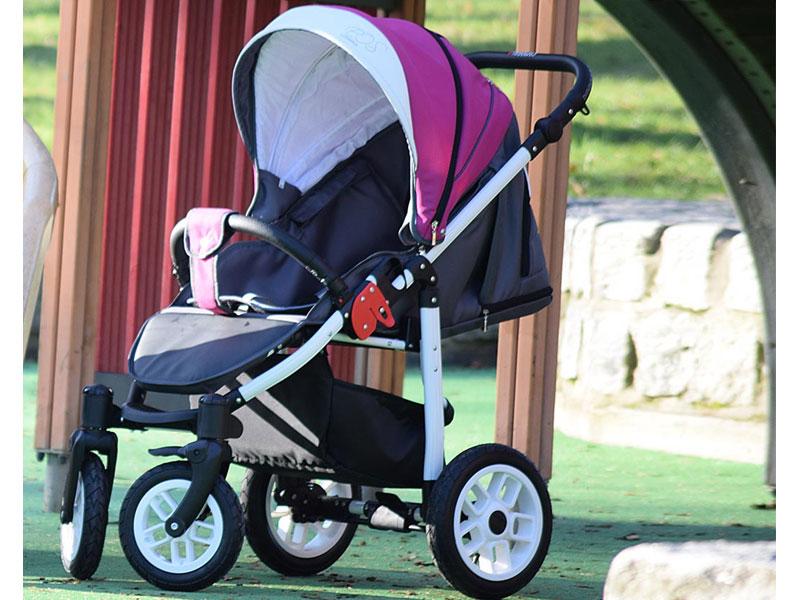 Eos home barnvagn