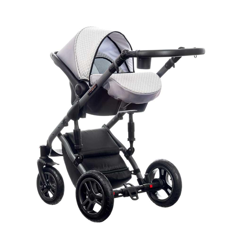 euforia babyskydd grey