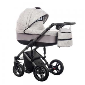 euforia barnvagn grey