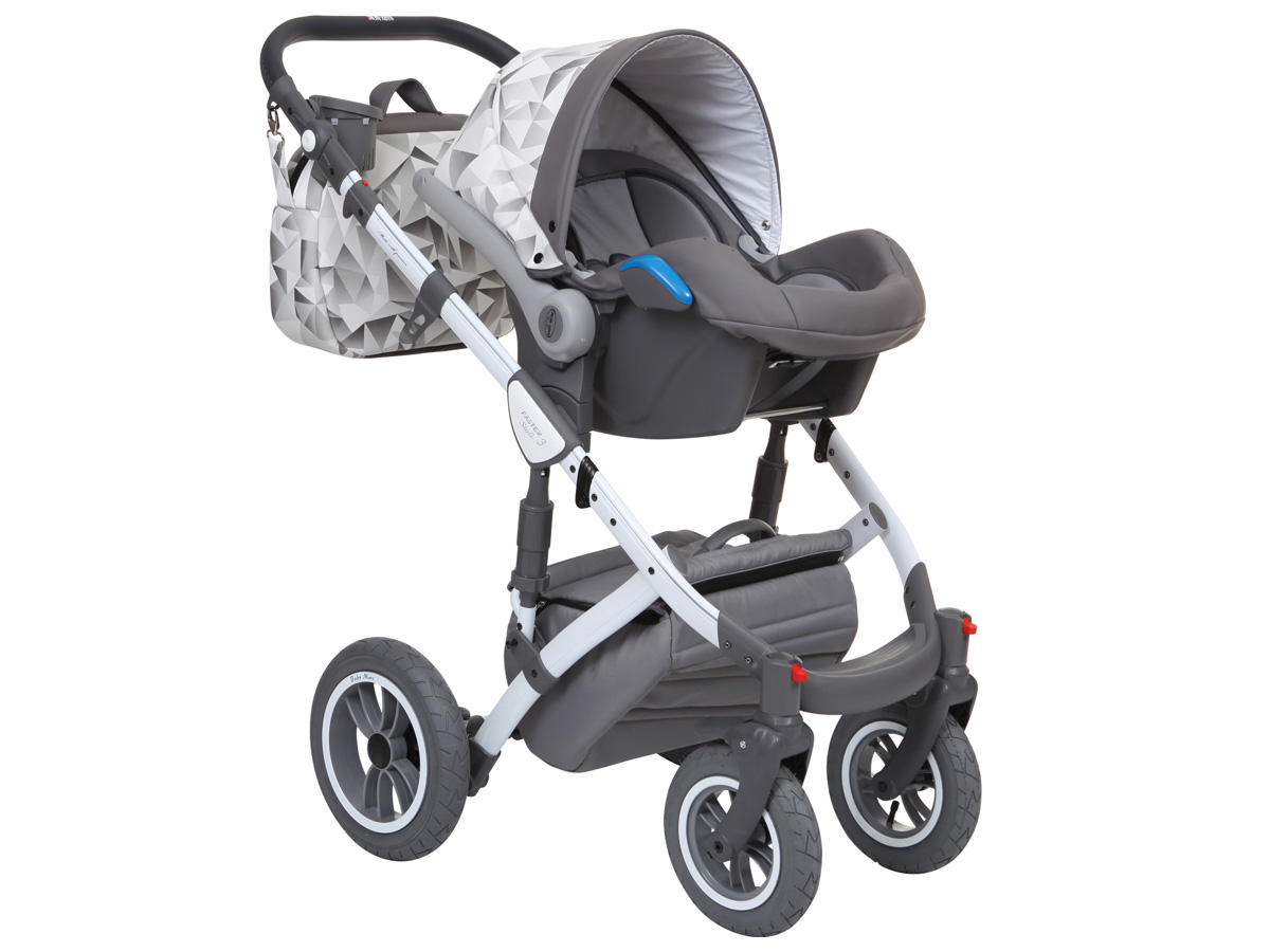 Faster Style Baby Merc Travel System babyskydd