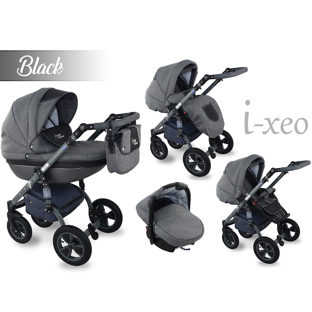 I-Xeo Travel System Barnvagn