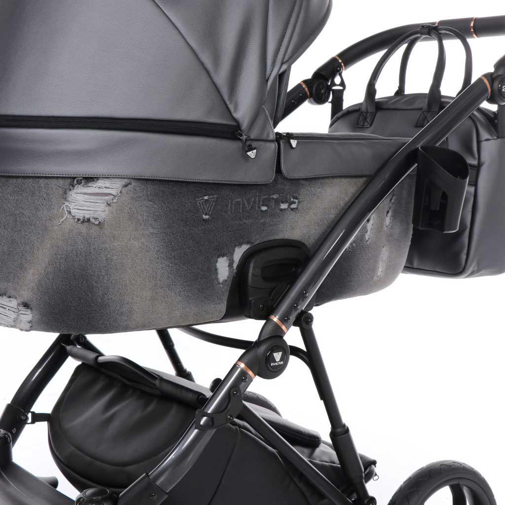 invictus 2-0 jeans black barnvagn 03