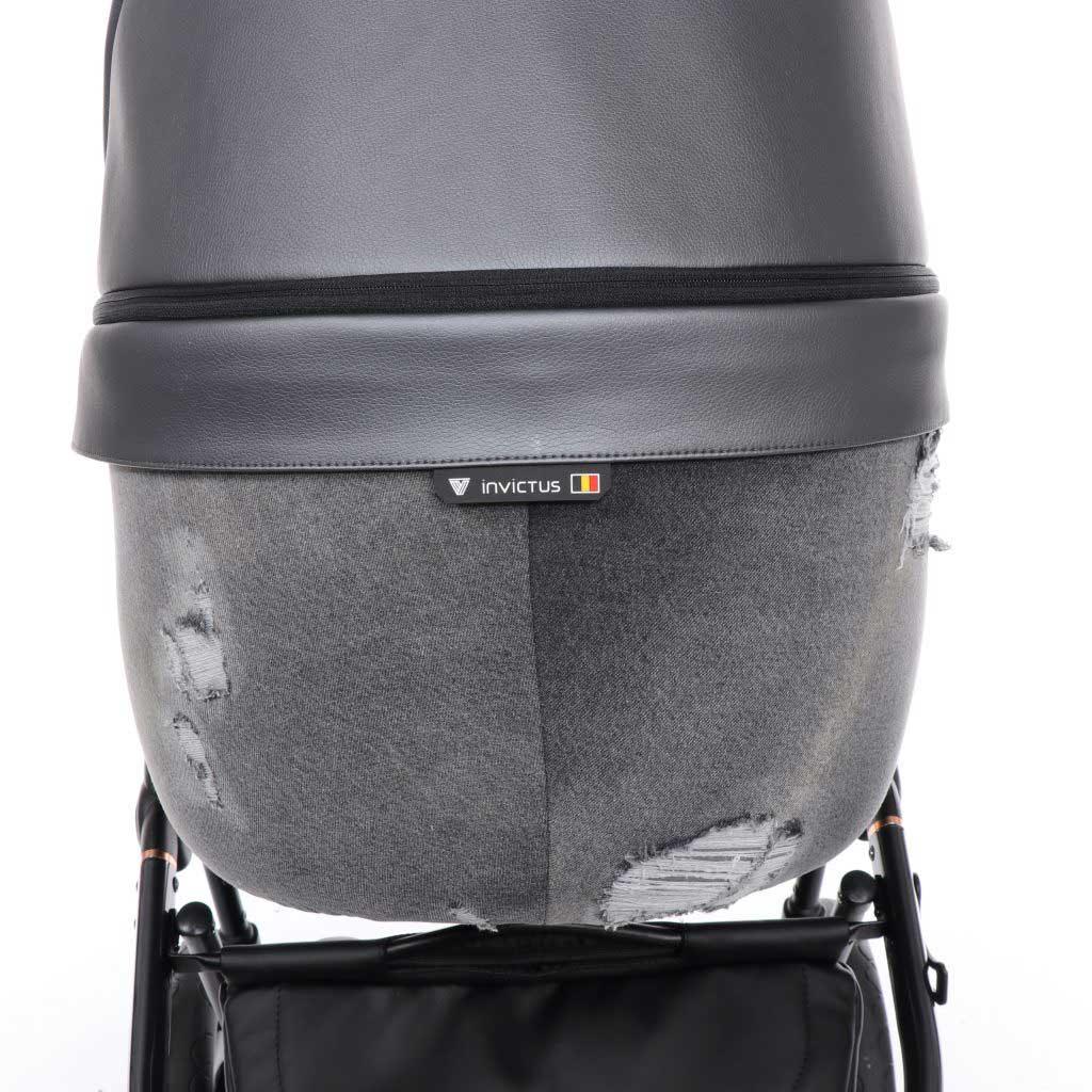 invictus 2-0 jeans black barnvagn 05