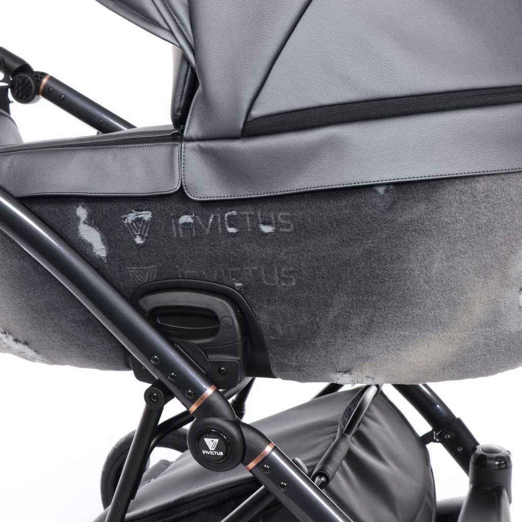 invictus 2-0 jeans black barnvagn 06
