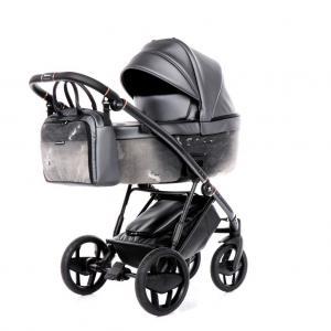 invictus 2-0 jeans black barnvagn